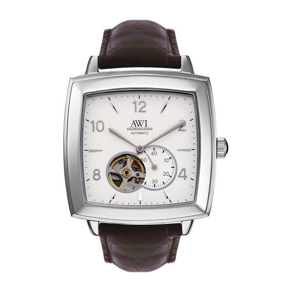 AWI AW1096A.2 Տղամարդու Ինքնալարվող Մեխանիկական Ժամացույց