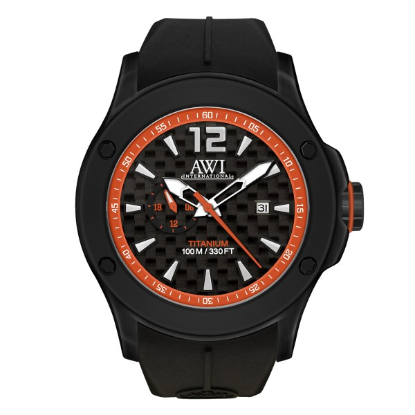 AWI AW7008A.E Men's Automatic Mechanical Watch