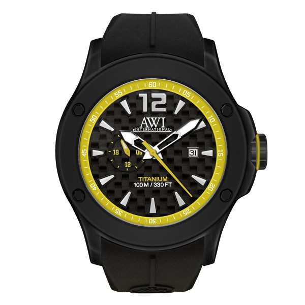AWI AW7008A.F Men's Automatic Mechanical Watch